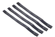 Fitting strap set for tail bags 4 Fitting straps. Width 20 mm. BC.ZUB.00.001.30000